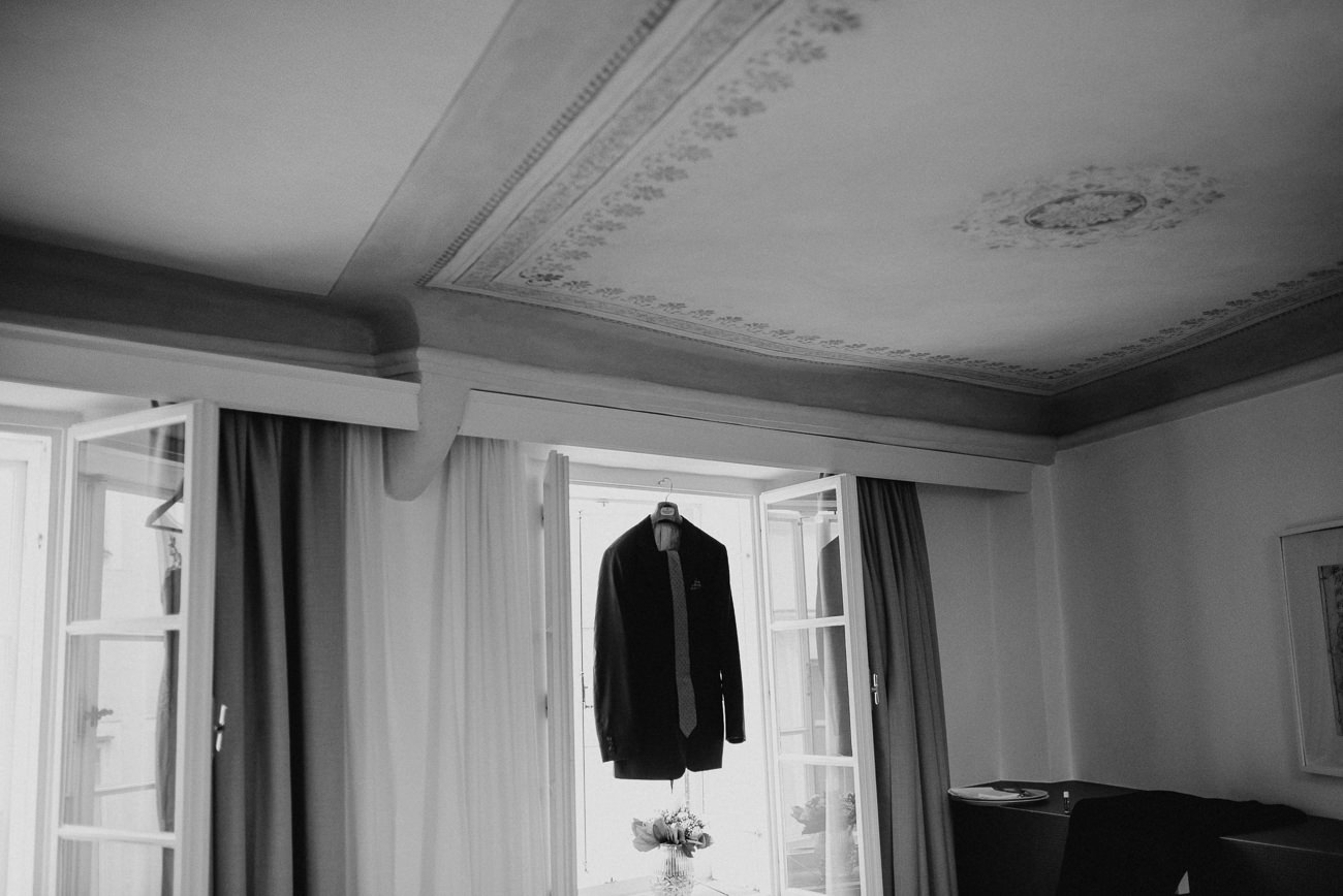 Salzburg Hotel Gasthof Brautigam Anzug