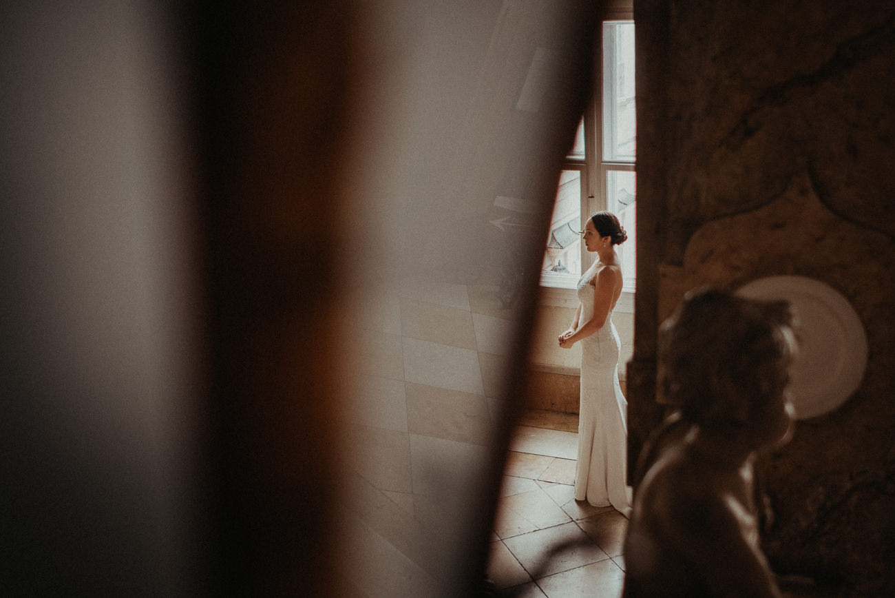 bridal session in mirabell palace