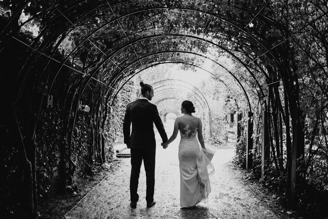 Hochzeit im Schloss Mirabell