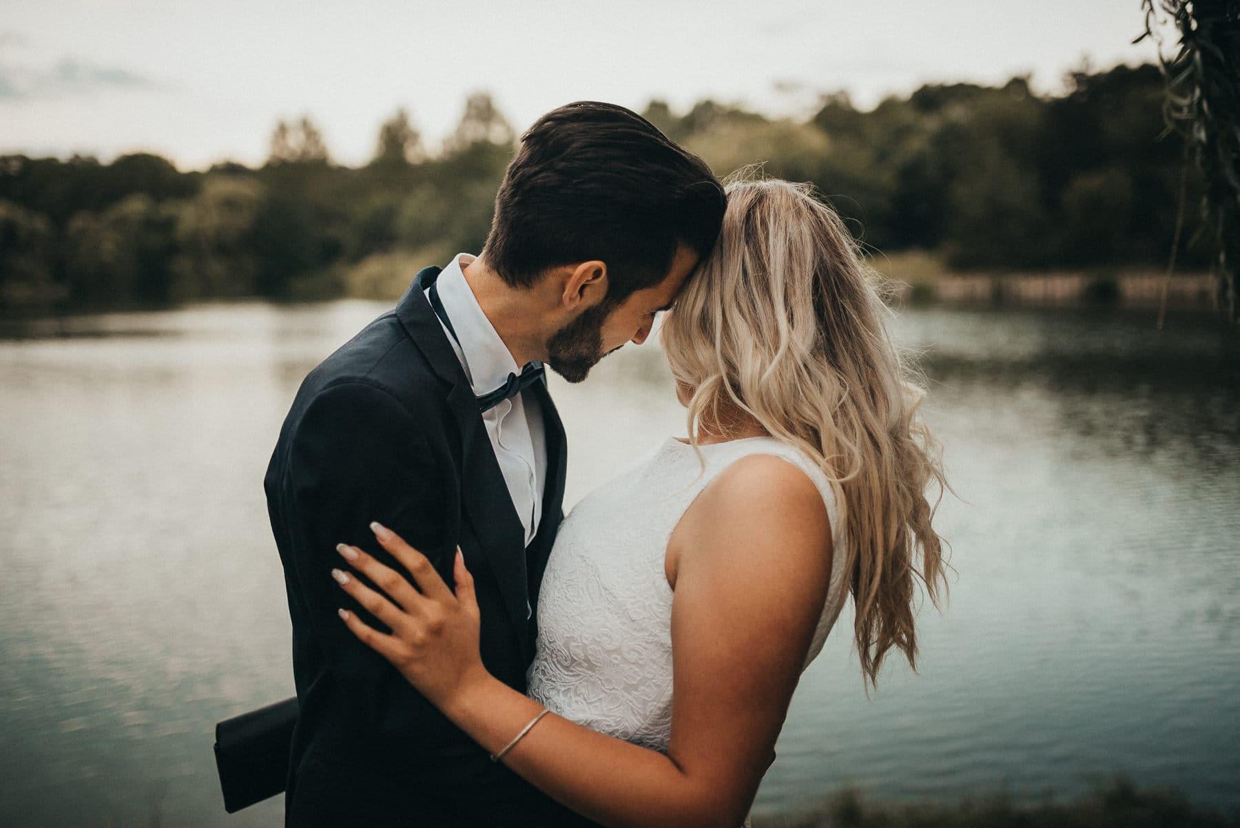 Kurpark Oberlaa wedding session