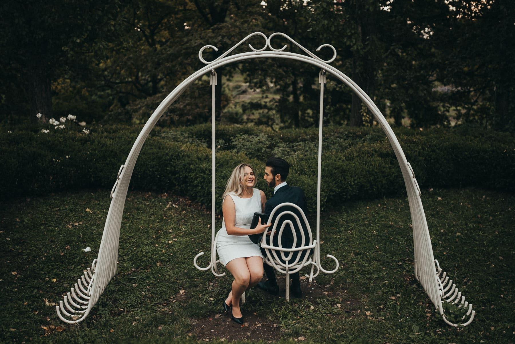 Wedding photographer Kurpark Oberlaa Vienna Austria