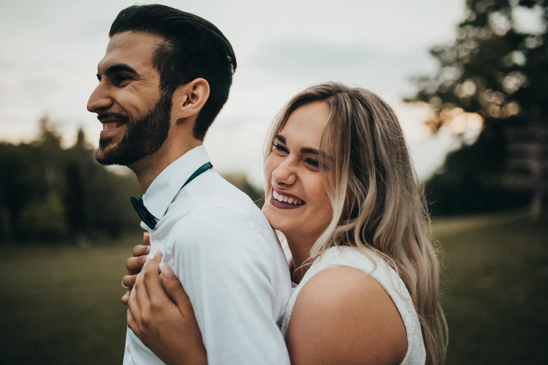 Verlobungsfoto Kurpark Oberlaa