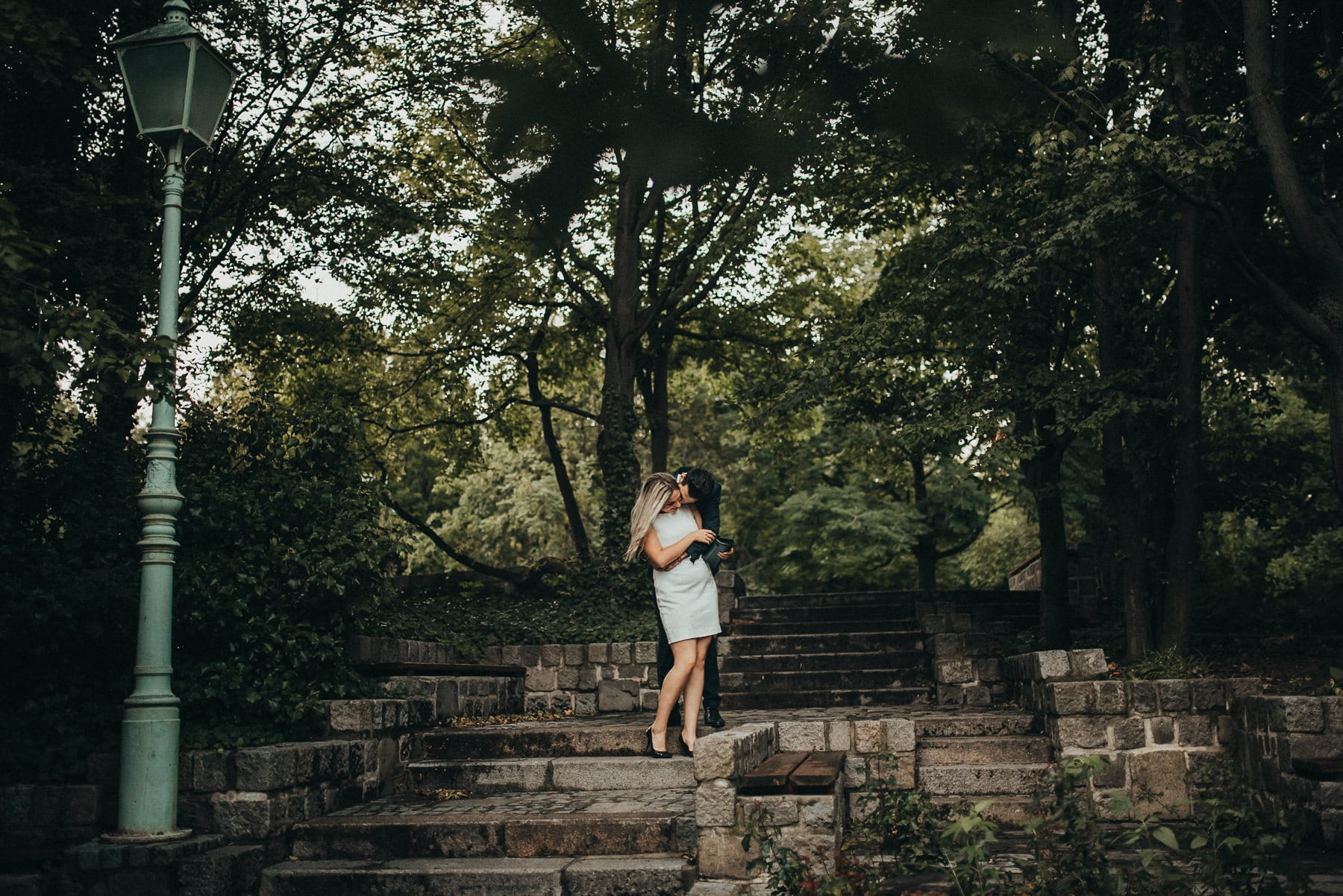 Hochzeitsfotograf Wien Kurpark Oberlaa