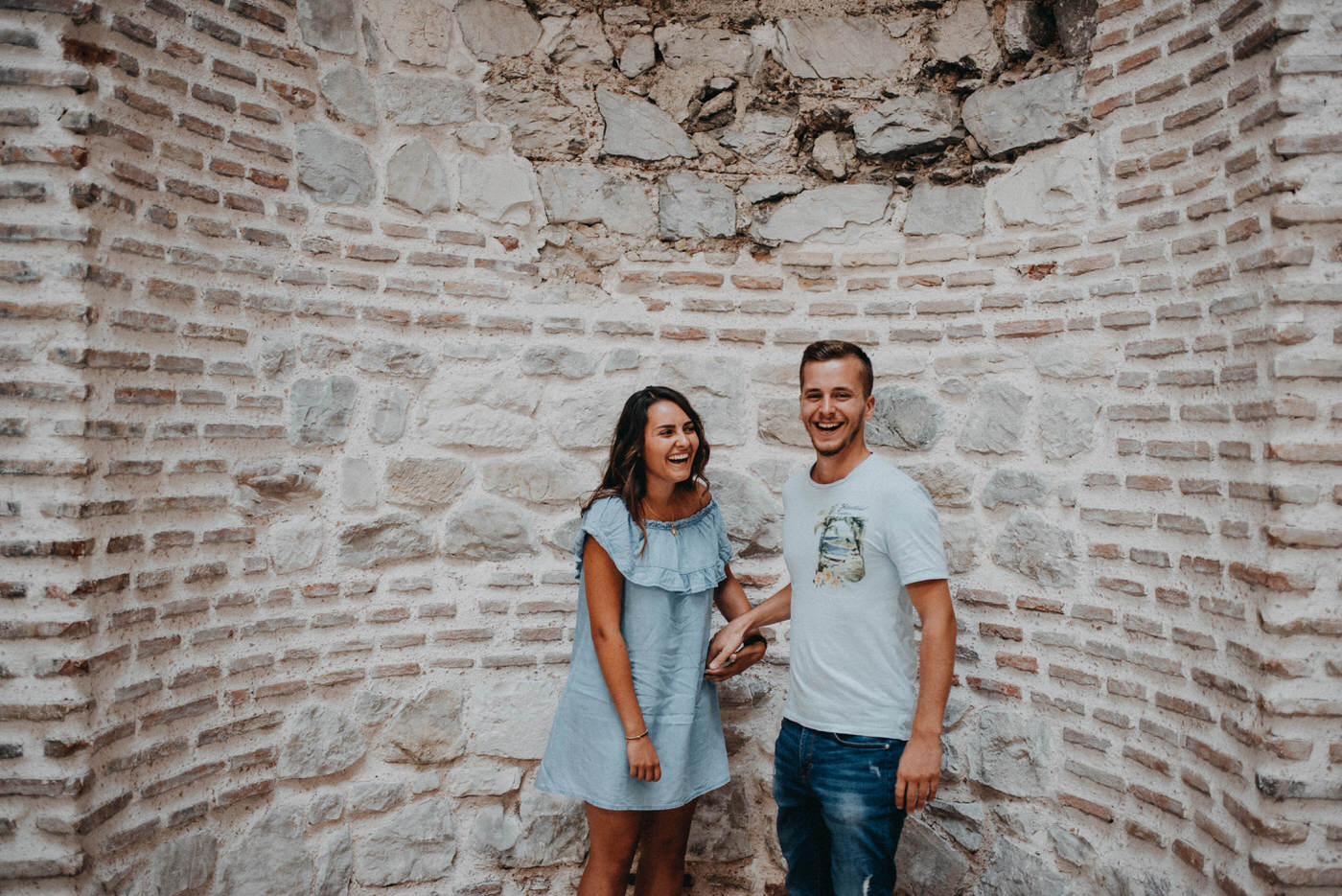 elopement session diokletian's palace split croatia