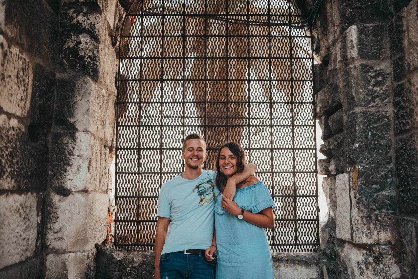 Family Photography in Split Croatia