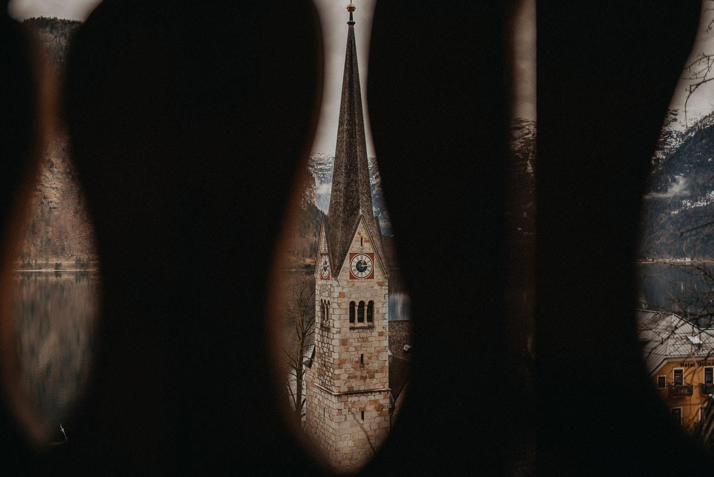 Hallstatt Kirche