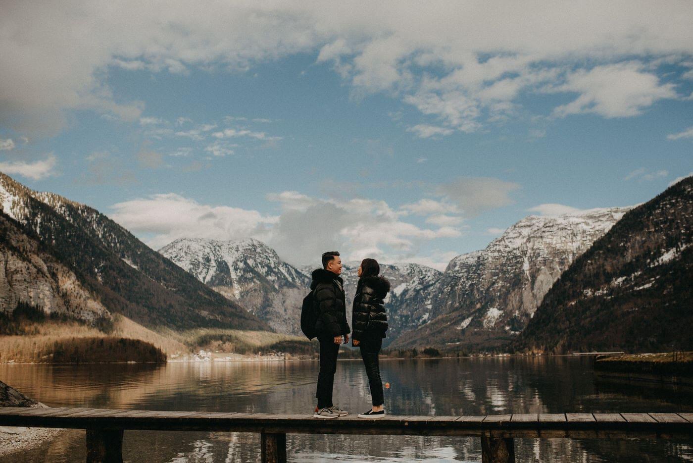 Hallstatt Engagement Photographer