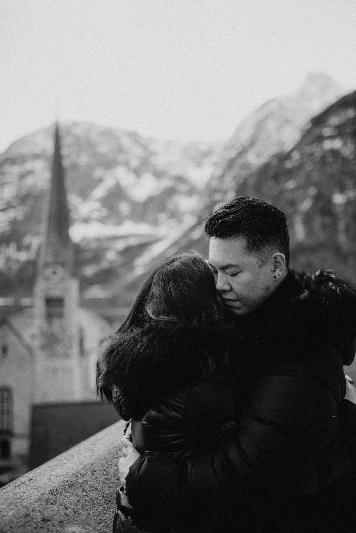 Hallstatt engagement and proposal session