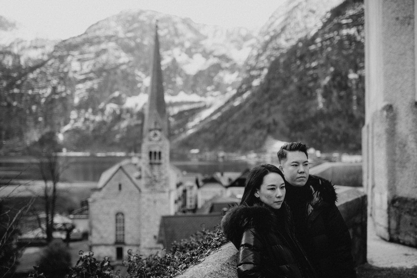 pre wedding hallstatt engagement photographer austria 047 - Hallstatt Engagement Session & Secret Proposal