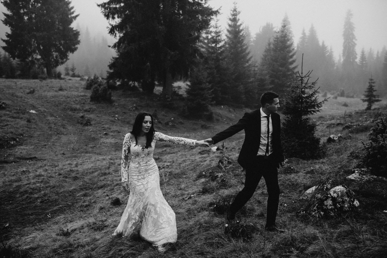 vlasic mountain wedding photographer aj 050 - Vlasic Mountain Wedding Photographer   Anja + Josip