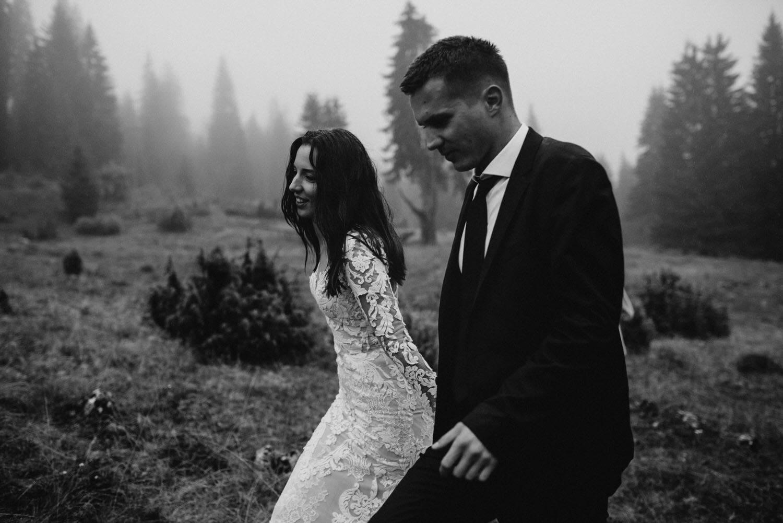 vlasic mountain wedding photographer aj 055 - Vlasic Mountain Wedding Photographer   Anja + Josip