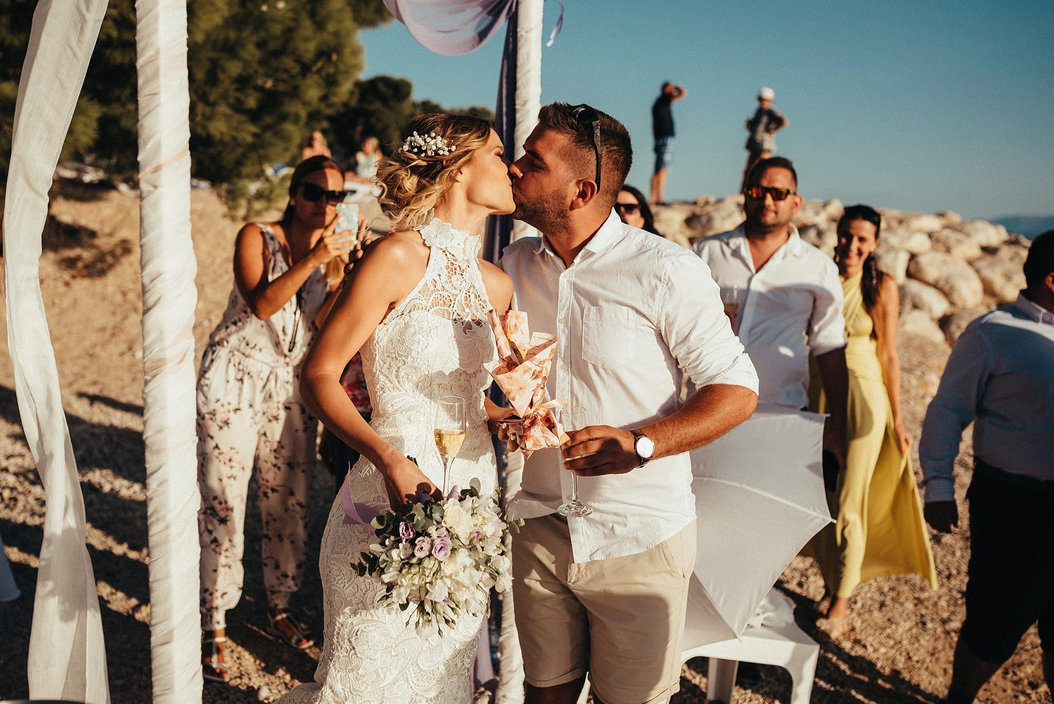 Dalmatia Wedding Photographer Croatia