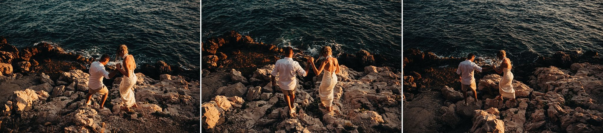 makarska wedding photographer croatia 042 - Dalmatia Wedding Photographer | Adrienn & Attila