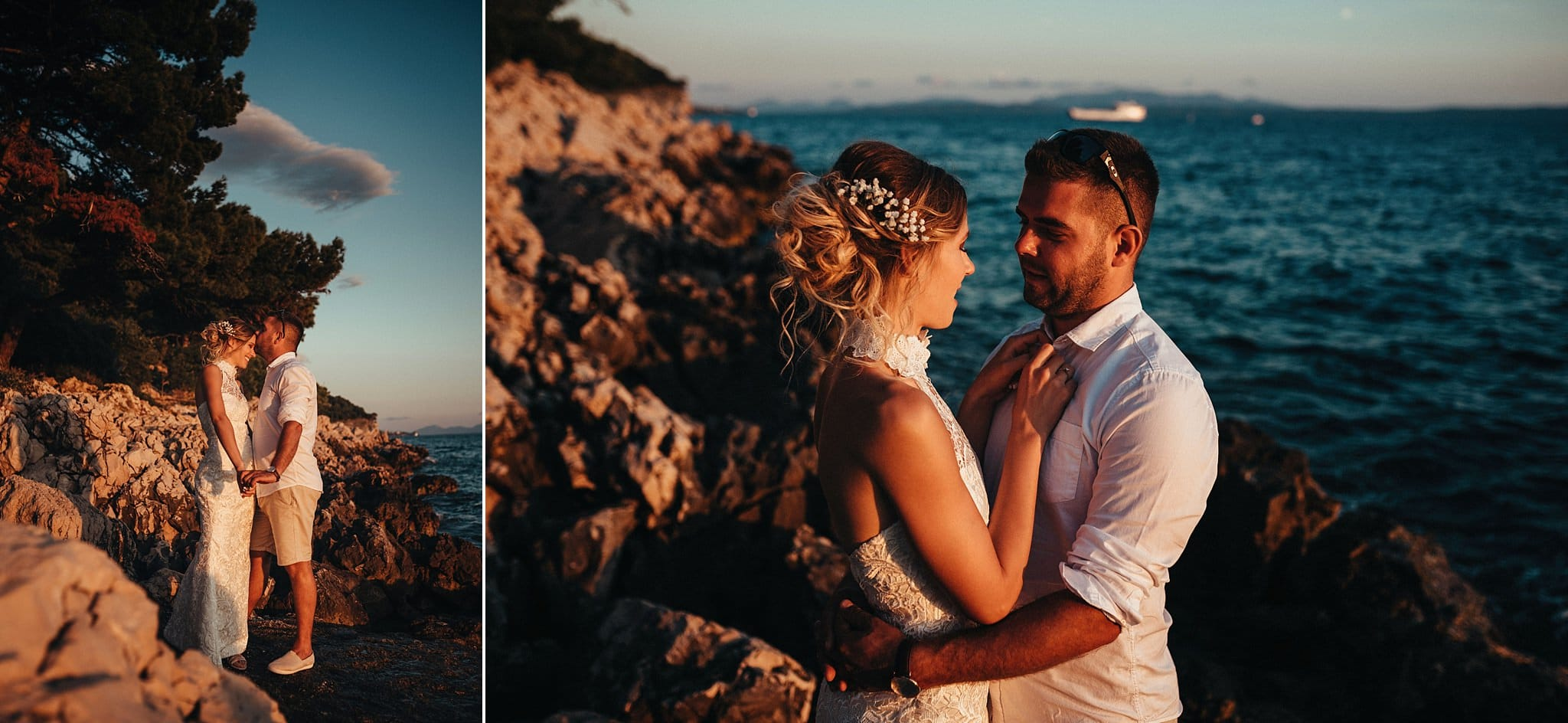 Wedding photographer Makarska