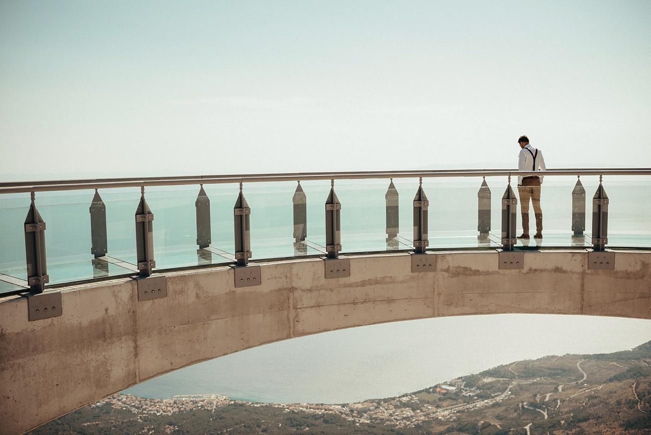 biokovo skywalk wedding photographer 0002 - Biokovo Skywalk Wedding