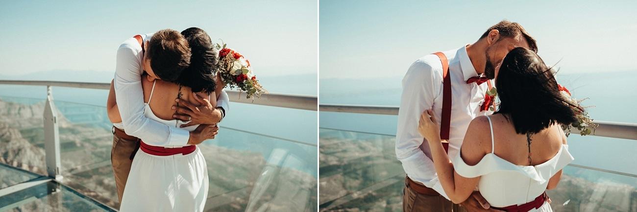 biokovo skywalk wedding photographer 0004 - Biokovo Skywalk Wedding