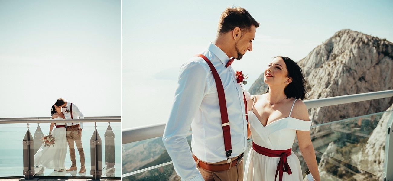 biokovo skywalk wedding photographer 0008 - Biokovo Skywalk Wedding